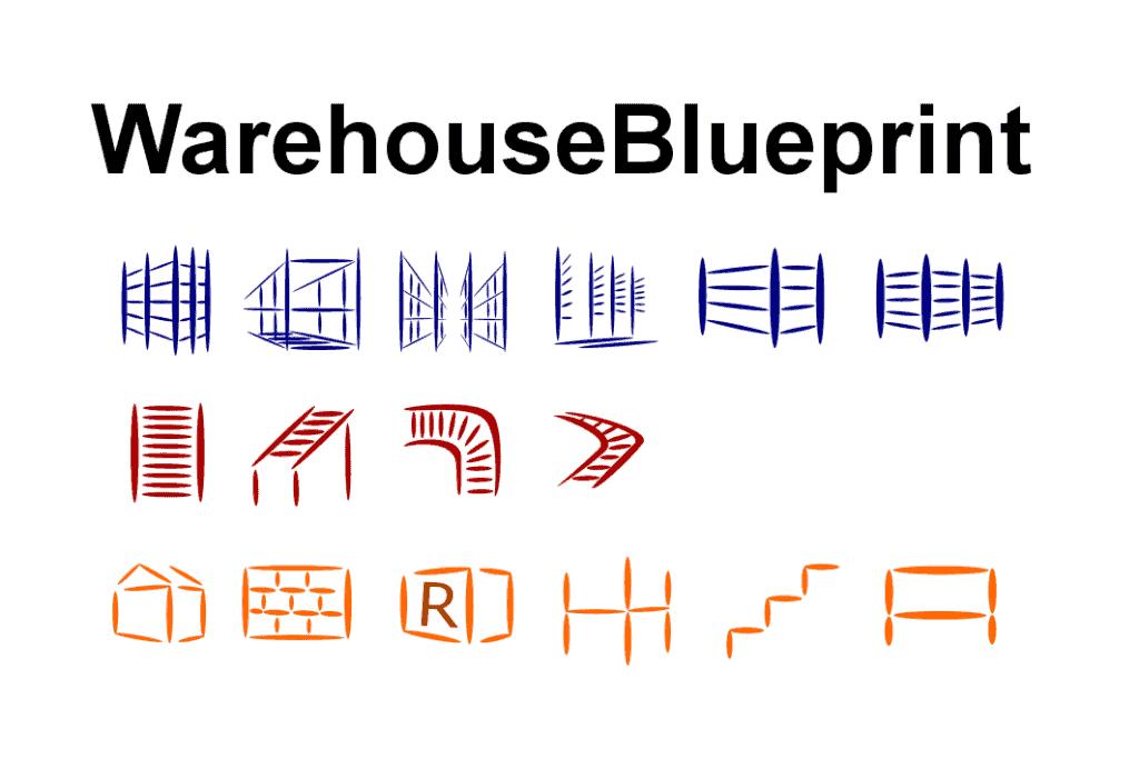 WarehouseBlueprint icons
