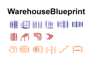 WarehouseBlueprint icons