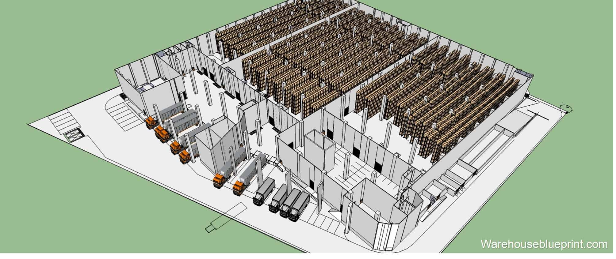 Warehouse Layout 19