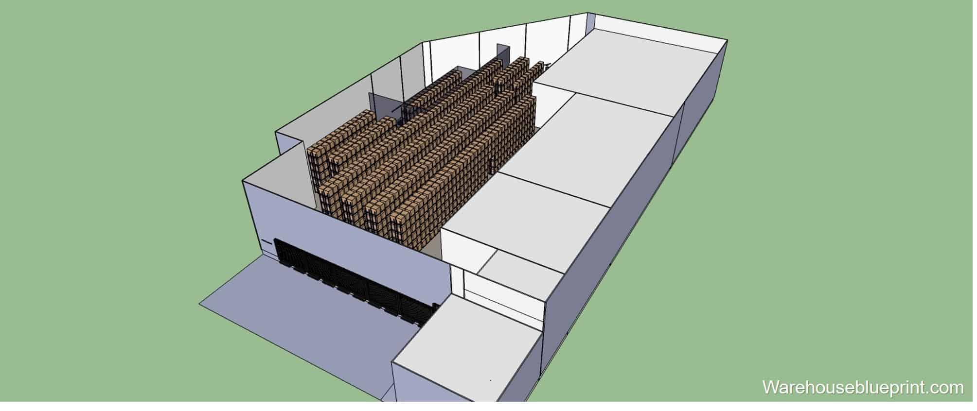 Warehouse Layout 2