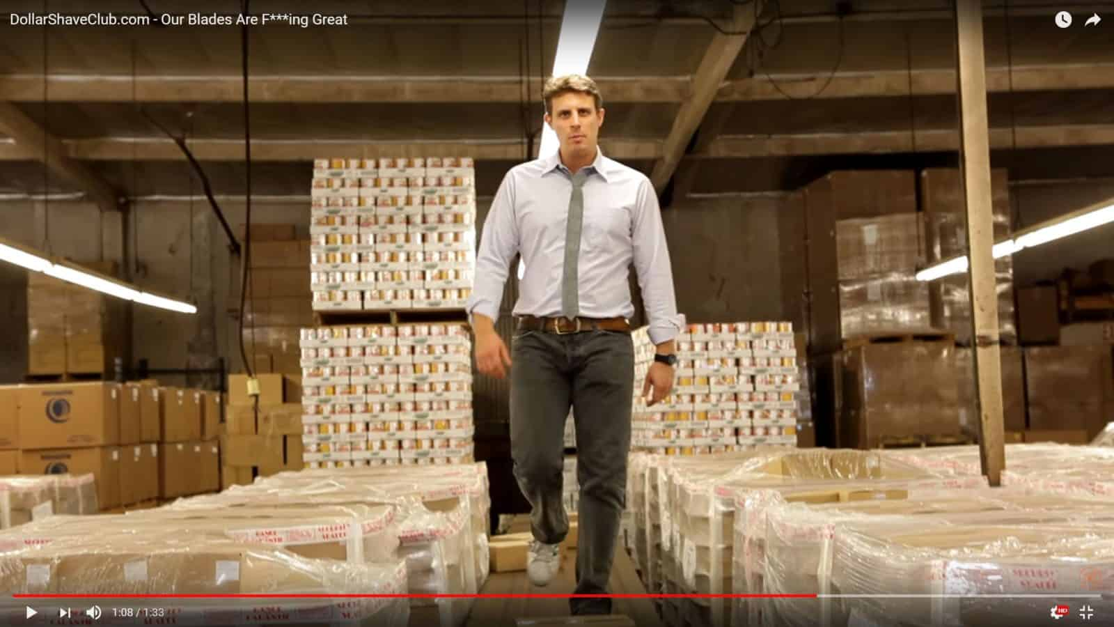 Dollar Shave Club Warehouse