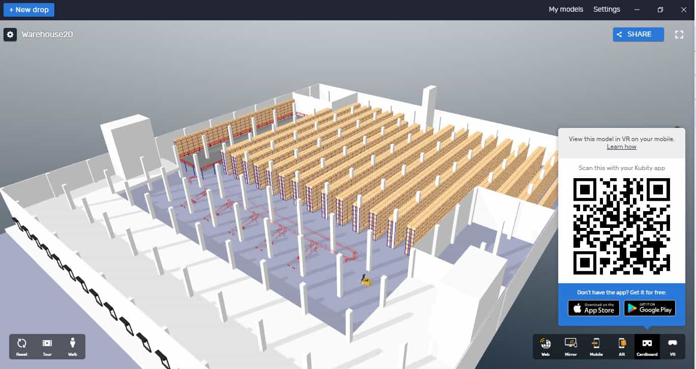 How To Create Warehouse Layout In Vr Warehouseblueprint